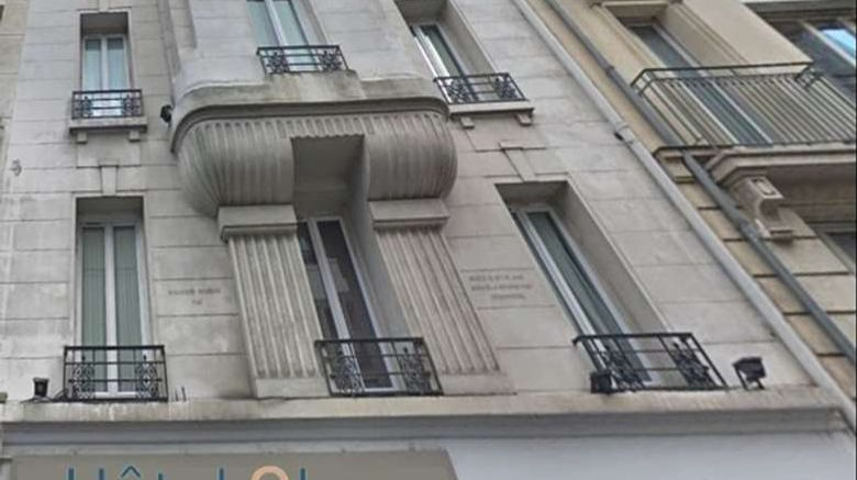 """Hotel Ohm Paris Exterior. Images powered by <a href=""""http://web.iceportal.com"""" target=""""_blank"""" rel=""""noopener"""">Ice Portal</a>."""
