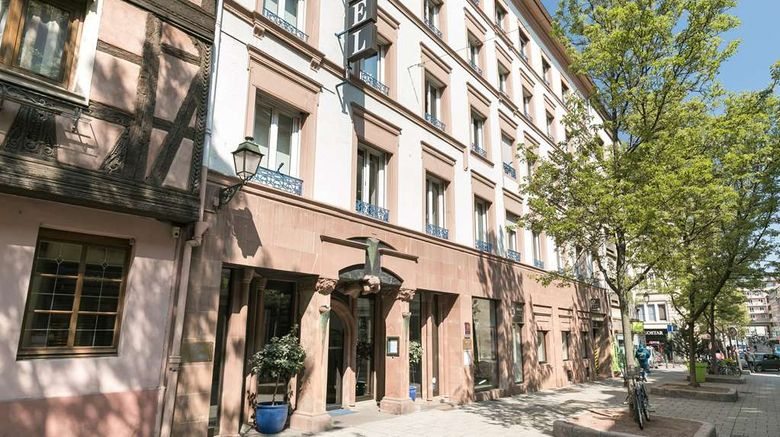 """Hotel De LEurope Exterior. Images powered by <a href=""""http://web.iceportal.com"""" target=""""_blank"""" rel=""""noopener"""">Ice Portal</a>."""