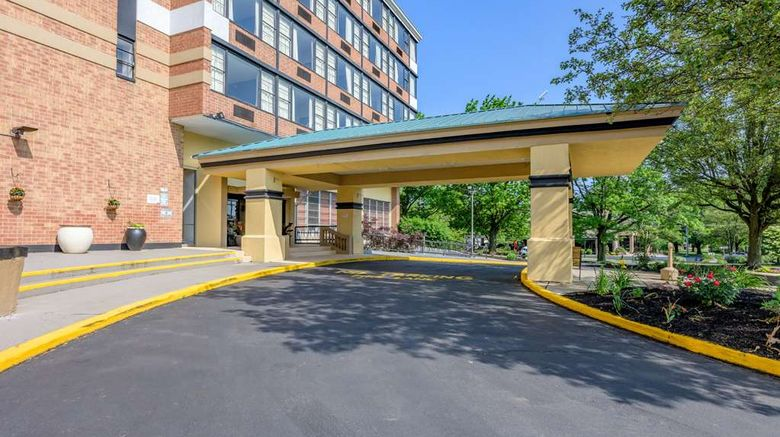 """Clarion Hotel Lebanon-Hershey East Exterior. Images powered by <a href=""""http://web.iceportal.com"""" target=""""_blank"""" rel=""""noopener"""">Ice Portal</a>."""