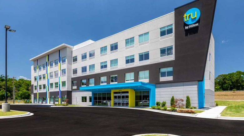 """Tru by Hilton Seneca Clemson Exterior. Images powered by <a href=""""http://web.iceportal.com"""" target=""""_blank"""" rel=""""noopener"""">Ice Portal</a>."""