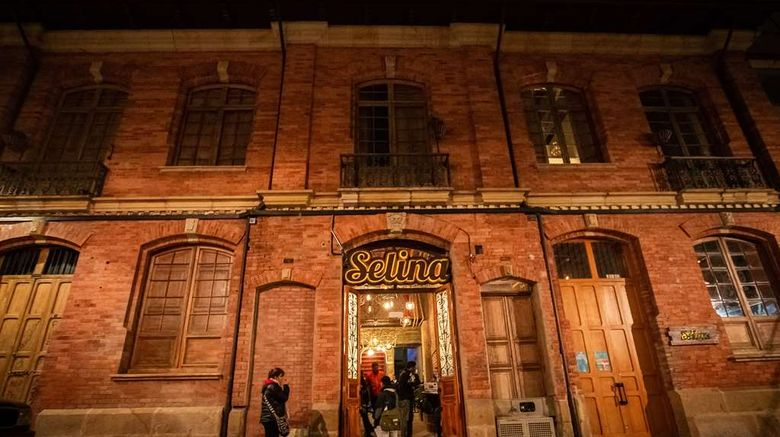 """Selina La Candelaria Bogota Exterior. Images powered by <a href=""""http://web.iceportal.com"""" target=""""_blank"""" rel=""""noopener"""">Ice Portal</a>."""