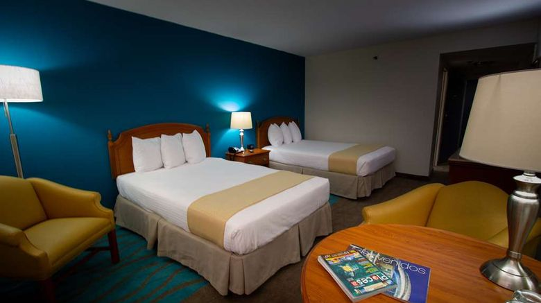 """<b>Caribe Hotel Room</b>. Images powered by <a href=""""https://iceportal.shijigroup.com/"""" title=""""IcePortal"""" target=""""_blank"""">IcePortal</a>."""