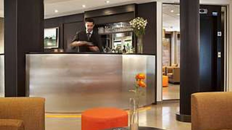 """Hotel Escale Oceania Biarritz Restaurant. Images powered by <a href=""""http://web.iceportal.com"""" target=""""_blank"""" rel=""""noopener"""">Ice Portal</a>."""