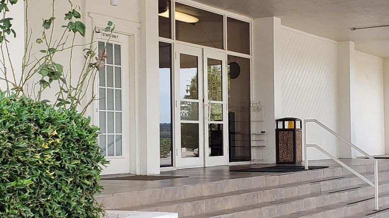 """<b>Super 8 by Wyndham Fort Smith Exterior</b>. Images powered by <a href=""""https://iceportal.shijigroup.com/"""" title=""""IcePortal"""" target=""""_blank"""">IcePortal</a>."""