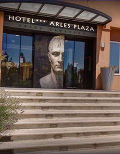 Hotel Arles Plaza