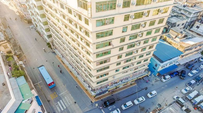 """Tiffany Diamond Hotel Indira Gandhi Exterior. Images powered by <a href=""""http://web.iceportal.com"""" target=""""_blank"""" rel=""""noopener"""">Ice Portal</a>."""