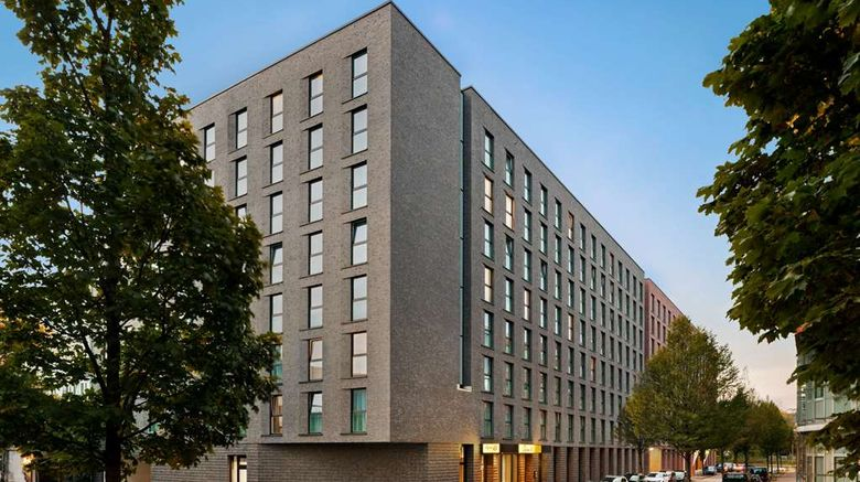 """Super 8 by Wyndham Hamburg Mitte Exterior. Images powered by <a href=""""http://web.iceportal.com"""" target=""""_blank"""" rel=""""noopener"""">Ice Portal</a>."""