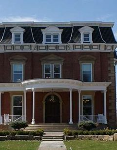 Steele Mansion Inn & Gathering Hub