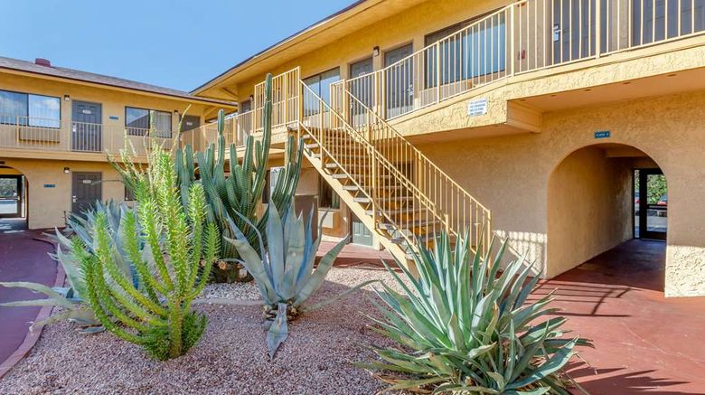 """Quality Inn Scottsdale West Exterior. Images powered by <a href=""""http://web.iceportal.com"""" target=""""_blank"""" rel=""""noopener"""">Ice Portal</a>."""