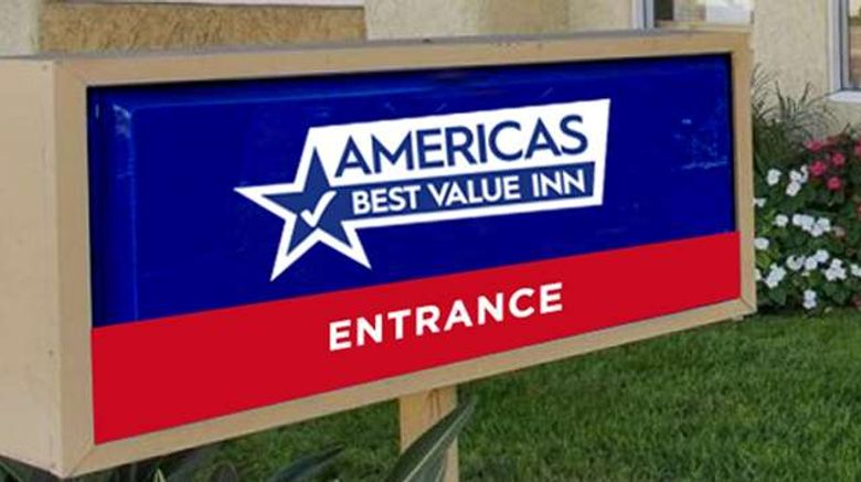 """Americas Best Value Inn Kelso Exterior. Images powered by <a href=""""http://web.iceportal.com"""" target=""""_blank"""" rel=""""noopener"""">Ice Portal</a>."""