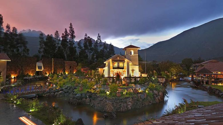 """Aranwa Sacred Valley Hotel  and  Wellness Exterior. Images powered by <a href=""""http://web.iceportal.com"""" target=""""_blank"""" rel=""""noopener"""">Ice Portal</a>."""