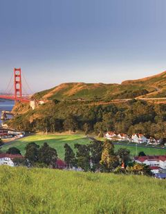 Cavallo Point, Lodge at the Golden Gate