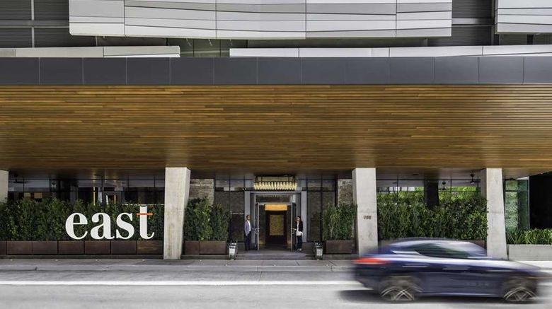 """EAST, Miami Exterior. Images powered by <a href=""""http://web.iceportal.com"""" target=""""_blank"""" rel=""""noopener"""">Ice Portal</a>."""