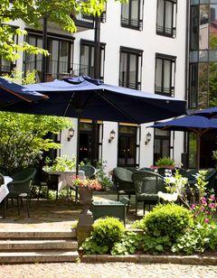 Hotel Muenchen Palace - Munich, Germany