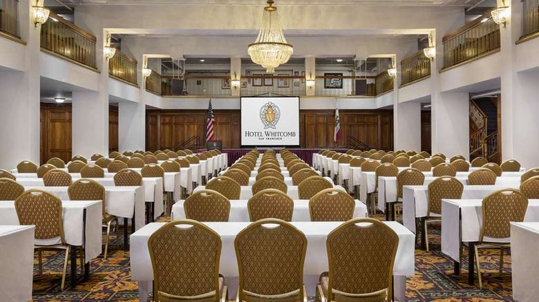 """<b>Hotel Whitcomb Meeting</b>. Images powered by <a href=""""https://iceportal.shijigroup.com/"""" title=""""IcePortal"""" target=""""_blank"""">IcePortal</a>."""