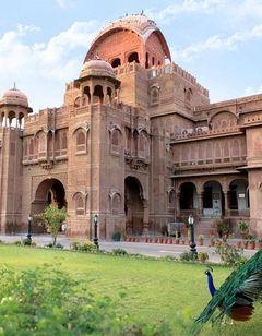 Laxmi Niwas Palace Bikaner