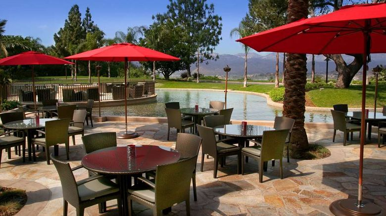 """Pacific Palms Conference Resort Exterior. Images powered by <a href=""""http://web.iceportal.com"""" target=""""_blank"""" rel=""""noopener"""">Ice Portal</a>."""