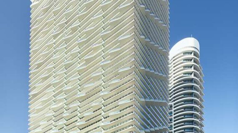 """SLS Brickell Exterior. Images powered by <a href=""""http://web.iceportal.com"""" target=""""_blank"""" rel=""""noopener"""">Ice Portal</a>."""