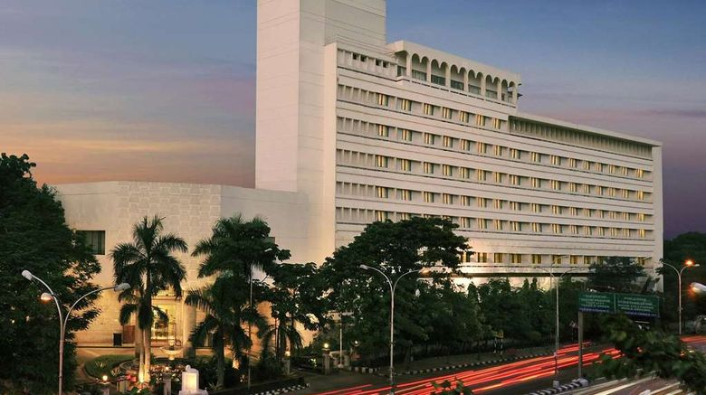 """WelcomHotel Chennai Exterior. Images powered by <a href=""""http://web.iceportal.com"""" target=""""_blank"""" rel=""""noopener"""">Ice Portal</a>."""