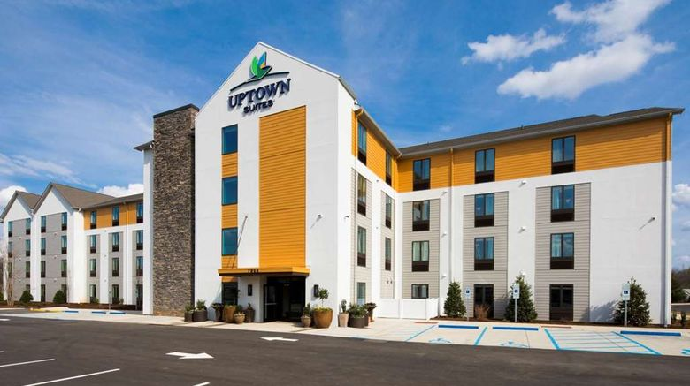 """Uptown Sts Extended Stay Austin Downtown Exterior. Images powered by <a href=""""http://web.iceportal.com"""" target=""""_blank"""" rel=""""noopener"""">Ice Portal</a>."""
