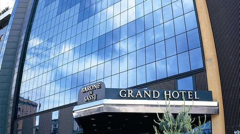 """Grand Hotel Barone di Sassj Exterior. Images powered by <a href=""""http://web.iceportal.com"""" target=""""_blank"""" rel=""""noopener"""">Ice Portal</a>."""