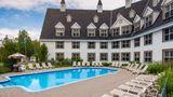 Gite du Mont-Albert Pool