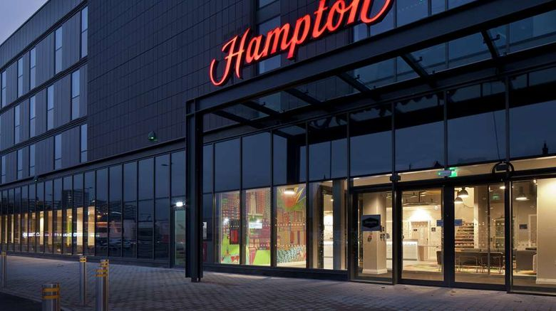 """Hampton by Hilton Leeds City Centre Exterior. Images powered by <a href=""""http://web.iceportal.com"""" target=""""_blank"""" rel=""""noopener"""">Ice Portal</a>."""