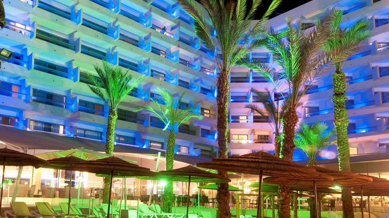 """Neptune Eilat Exterior. Images powered by <a href=""""http://web.iceportal.com"""" target=""""_blank"""" rel=""""noopener"""">Ice Portal</a>."""