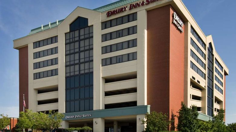 """Drury Inn  and  Suites St Louis Creve Coeur Exterior. Images powered by <a href=""""http://web.iceportal.com"""" target=""""_blank"""" rel=""""noopener"""">Ice Portal</a>."""