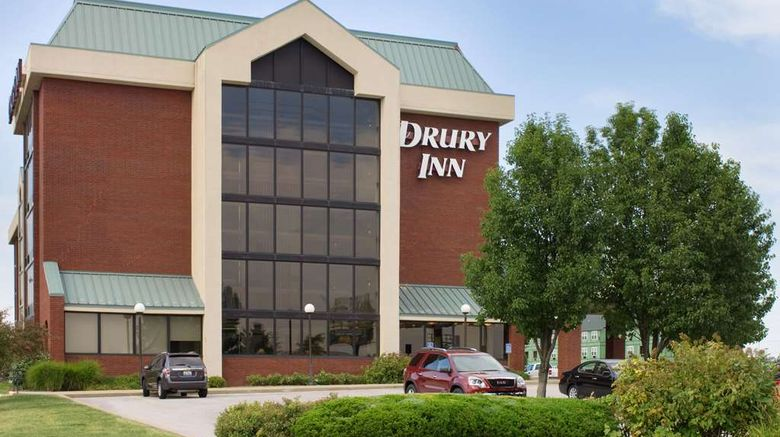 """Drury Inn Marion Exterior. Images powered by <a href=""""http://web.iceportal.com"""" target=""""_blank"""" rel=""""noopener"""">Ice Portal</a>."""