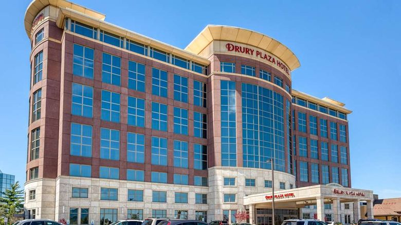 """Drury Plaza St Louis Chesterfield Exterior. Images powered by <a href=""""http://web.iceportal.com"""" target=""""_blank"""" rel=""""noopener"""">Ice Portal</a>."""