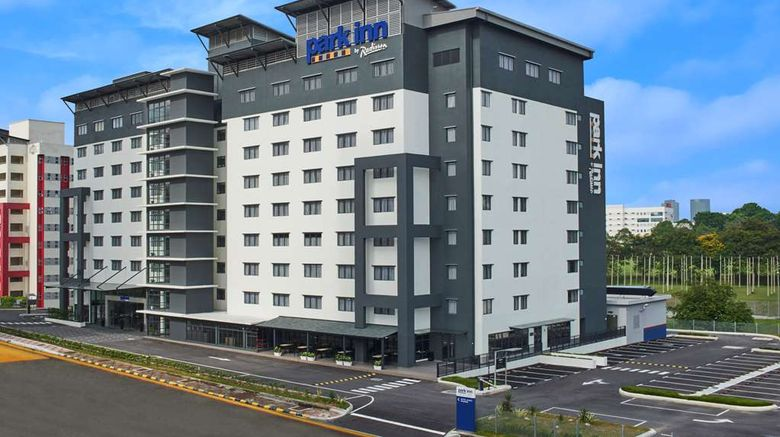 "Park Inn by Radisson Putrajaya Exterior. Images powered by <a href=""http://web.iceportal.com"" target=""_blank"" rel=""noopener"">Ice Portal</a>."