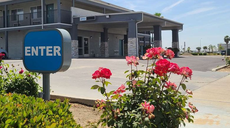 """SureStay Hotel by BW Chowchilla Yosemite Exterior. Images powered by <a href=""""http://web.iceportal.com"""" target=""""_blank"""" rel=""""noopener"""">Ice Portal</a>."""