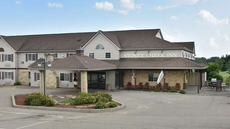 """Stoney Creek Inn  and  Conference Center Exterior. Images powered by <a href=""""http://web.iceportal.com"""" target=""""_blank"""" rel=""""noopener"""">Ice Portal</a>."""