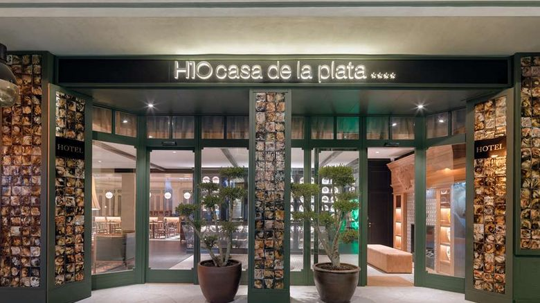 "H10 Casa De La Plata Exterior. Images powered by <a href=""http://web.iceportal.com"" target=""_blank"" rel=""noopener"">Ice Portal</a>."