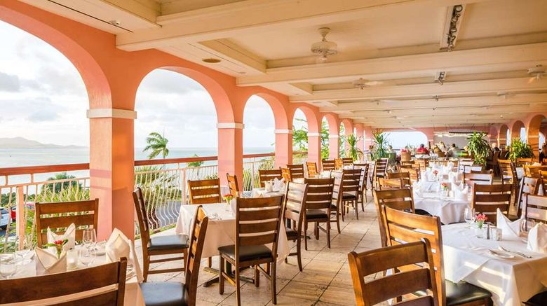 """<b>The Buccaneer Restaurant</b>. Images powered by <a href=""""https://iceportal.shijigroup.com/"""" title=""""IcePortal"""" target=""""_blank"""">IcePortal</a>."""