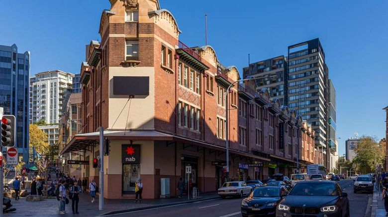 """The Ultimo Hotel Sydney Exterior. Images powered by <a href=""""http://web.iceportal.com"""" target=""""_blank"""" rel=""""noopener"""">Ice Portal</a>."""