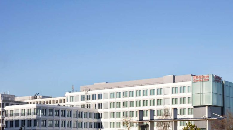 """Hilton Garden Inn Paris Orly Airport Exterior. Images powered by <a href=""""http://web.iceportal.com"""" target=""""_blank"""" rel=""""noopener"""">Ice Portal</a>."""