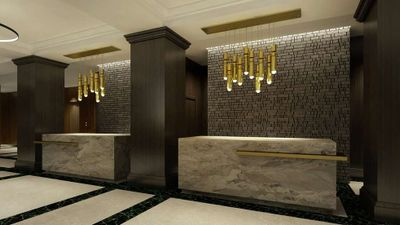Hotel Fort Des Moines, Curio Coll Hilton