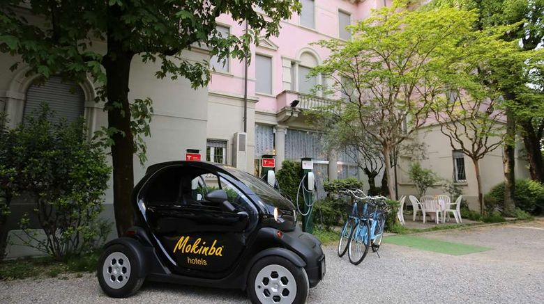"""Mokinba Hotel Montebianco Exterior. Images powered by <a href=""""http://web.iceportal.com"""" target=""""_blank"""" rel=""""noopener"""">Ice Portal</a>."""