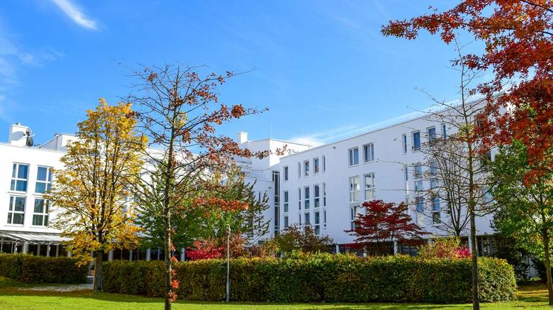 """The Rilano Hotel Deggendorf Exterior. Images powered by <a href=""""http://web.iceportal.com"""" target=""""_blank"""" rel=""""noopener"""">Ice Portal</a>."""
