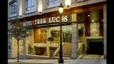 Sercotel Tres Luces Hotel Exterior