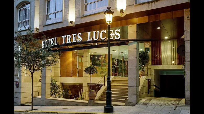 """Sercotel Tres Luces Hotel Exterior. Images powered by <a href=""""http://web.iceportal.com"""" target=""""_blank"""" rel=""""noopener"""">Ice Portal</a>."""