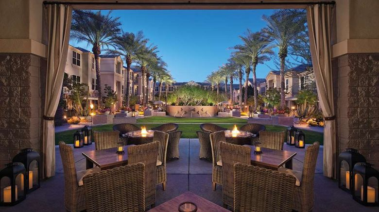"""Sonesta Suites Scottsdale Gainey Ranch Exterior. Images powered by <a href=""""http://web.iceportal.com"""" target=""""_blank"""" rel=""""noopener"""">Ice Portal</a>."""