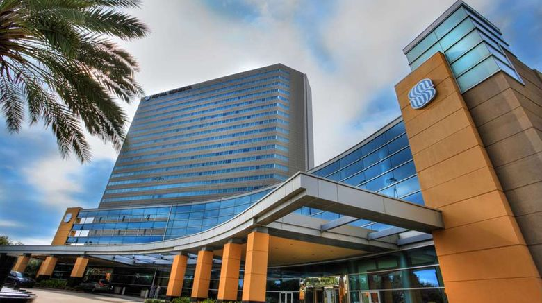 """Royal Sonesta Houston Galleria Exterior. Images powered by <a href=""""http://web.iceportal.com"""" target=""""_blank"""" rel=""""noopener"""">Ice Portal</a>."""