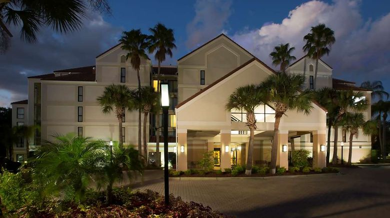 """Sonesta ES Suites Orlando Exterior. Images powered by <a href=""""http://web.iceportal.com"""" target=""""_blank"""" rel=""""noopener"""">Ice Portal</a>."""