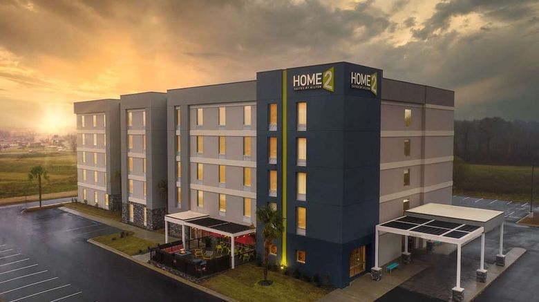 """Home2 Suites by Hilton Jackson Pearl Exterior. Images powered by <a href=""""http://web.iceportal.com"""" target=""""_blank"""" rel=""""noopener"""">Ice Portal</a>."""