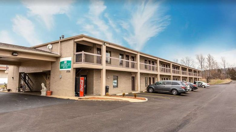 """Americas Best Inn  and  Suites Exterior. Images powered by <a href=""""http://web.iceportal.com"""" target=""""_blank"""" rel=""""noopener"""">Ice Portal</a>."""