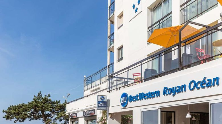 """Best Western Hotel Royan Ocean Exterior. Images powered by <a href=""""http://web.iceportal.com"""" target=""""_blank"""" rel=""""noopener"""">Ice Portal</a>."""