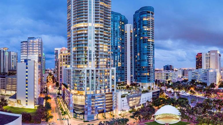 """Hyatt Centric Las Olas Fort Lauderdale Exterior. Images powered by <a href=""""http://web.iceportal.com"""" target=""""_blank"""" rel=""""noopener"""">Ice Portal</a>."""